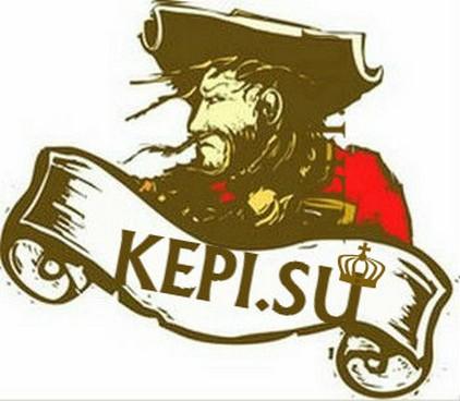 Головные уборы Kepi.su денкор